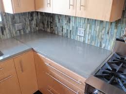 concrete countertops contemporary kitchen countertops photo 14
