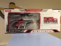 <b>Радиоуправляемый вертолет SYMA</b> S39 Raptor 2.4G (37 см) с ...