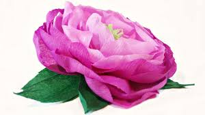 Tissue Paper Flower Decorations Tissue Paper Flowers Peonies Diy Paper Peony Rose Flower