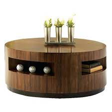 modern round wood coffee table full size of living room modern round white coffee table round