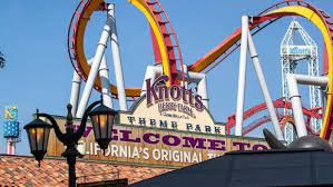 Berry Farm Theme Park Leaves 1 Wounded ...