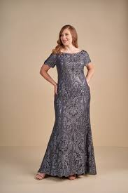 Plus Size Jade Couture Sophisticated Mother Of The Bride