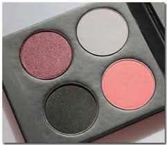 make up designory love at first site collection eyeshadow quad