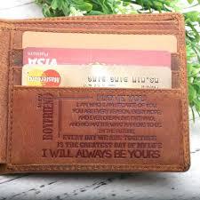 Design We Wallets 2019 New Design Leather Wallets Engraved Mens Wallets Gift