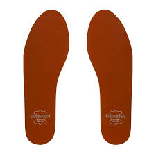 vintage brown pure leather insoles for formal shoes