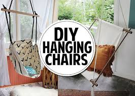bedroom modern hanging chair for bedroom best of you can make a hanging chair home
