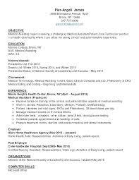 Sample Resume For Medical Office Assistant Sample Medical Assistant