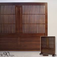 Japanese style office Furniture Japanesestyle Screen One Tategoshi Jpt1200 90cm In Width Low Type Partition Screen Firepitsinfo Ordy Japanesestyle Screen One Tategoshi Jpt1200 90cm In Width Low