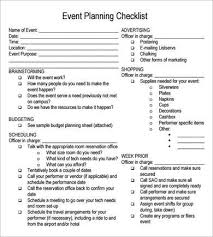 Free Event Planner Templates Free Printable Party Planning Papers Event Planning