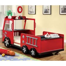 best toddler to twin bed lovely rescue city freddy twin fire truck bed red