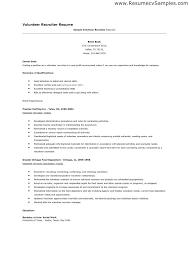 resume sample volunteer work volunteer resume template volunteer resume template volunteer resume