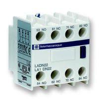 ladn22 schneider electric telemecanique contact block 2no 2nc schneider electric telemecanique ladn22
