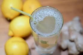 warm water met citroen afvallen