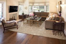 living room area rug placement and sizes design tips for small