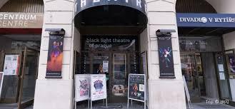 Hybernia Theatre Seating Chart Black Light Theatre Srnec Travel Guidebook Must Visit