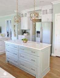 white coastal kitchen cabinets beautiful coastal kitchen makeover the reveal of beautiful white coastal kitchen