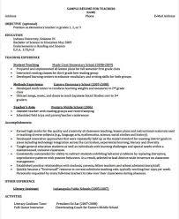 40+ Modern Teacher Resume Templates - Pdf, Doc | Free & Premium ...