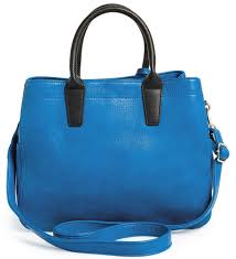 poverty flats by rian faux leather tote