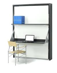 murphy bed office furniture. Murphy Bed With Desk Vertical Wall By Expand Furniture Diy . Office