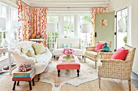 Southern Living Living Room Mix Instead Of Match Fabrics 106 Living Room Decorating Ideas