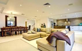 Big Living Rooms Best Decorating Design