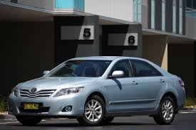 2010 Toyota Camry Ateva Road Test Review