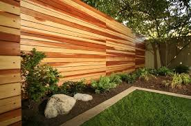 Backyard Fence Designs
