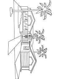 Small Picture Barbie House Coloring Pages Coloring Pages