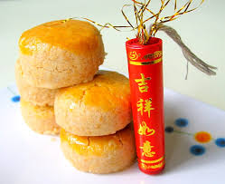 Chinees Nieuwjaar cake
