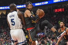 Minnesota Timberwolves Depth Chart Wolves 125 Hawks 113 A Tale Of Two Halves Canis Hoopus