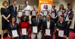 Inspirational Big Bang Fair Volunteers Recognised In Award Ceremony