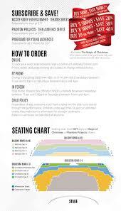 La Mirada Theater Seating Chart 2018 19 Season Brochure La Mirada Theatre Pages 51 52