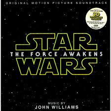 <b>САУНДТРЕК</b> - <b>STAR WARS</b>: THE FORCE AWAKENS (2 LP), купить ...