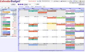Calendar Budget Free Online Web Based Budgeting Software