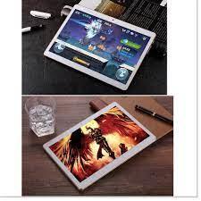 Megamallvn – Máy Tính Bảng Tablet Ram 4gb Rom 64gb 2 Sim Nghe Gọi Nhắn Tin  Tặng Kèm Bao Da Và Loa Bluetooth 4.0   - Hazomi.com - Mua Sắm Trực Tuyến Số  1 Việt Nam