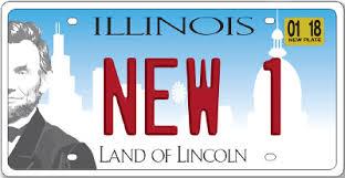 illinois license plate lookup il