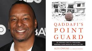 Qaddafi's Point Guard': Deon Taylor To Direct Movie About Alex Owumi's  Libya Ordeal – Deadline