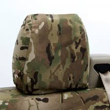 multicam camo custom seat covers