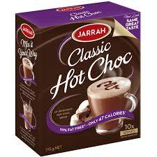 jarrah hot chocolate sachets image