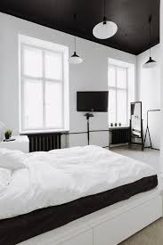 white room black furniture. Black And White Themed Room Why You Should Ditch Your Traditional Ceiling Adopt Dramatic Furniture A