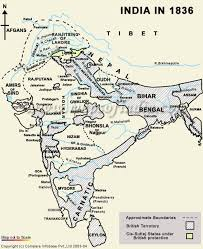 maps of india India Map Before 1600 1798 1836 1857 1909 from 1780 to 1947 [best maps] india map before 1600