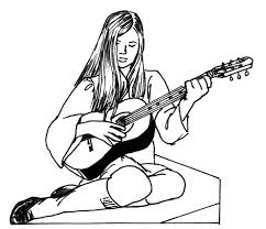 Small Picture 24 best Music Coloring images on Pinterest Colouring pages