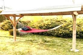 inspirational hammock chair stand diy for hammock shelter how to build a stand diy plans stands best of hammock chair stand diy