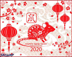 The rat is the first of all zodiac animals. Happy Chinese New Year 2021 Images Photos Pictures Wallpapers Gif