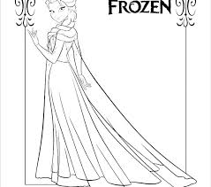 coloring pages of elsa from frozen coloring pages coloring pages frozen coloring pictures of coloring pages