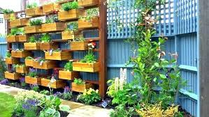 fence hanging flower boxes garden dividers privacy with planter box screens fenc railing flower boxes