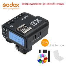 <b>Godox X1R N</b> 2.4G Wireless Receiver For X1N Trigger Transmitter ...