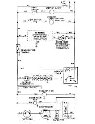 magic chef refrigerator wiring diagram wiring diagrams and amana kenmore magic chef refrigerator replacement icemaker