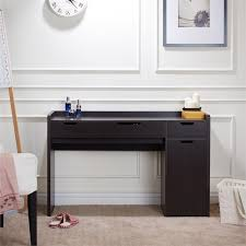 Furniture Of America Carmona Flip Top Vanity In Espresso