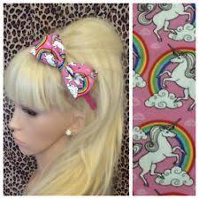 <b>Unicorn Rainbow Headband</b> Hair Accessories for Girls for sale | eBay